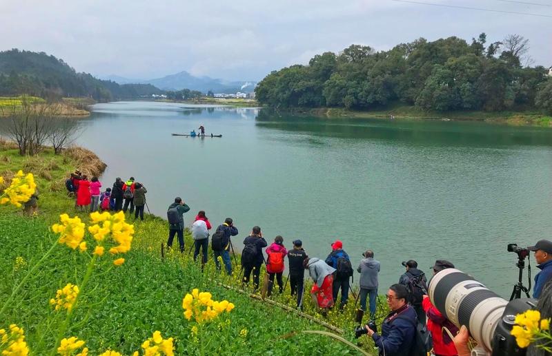 2019年婺源春季自驾游摄影线路(江苏南通)